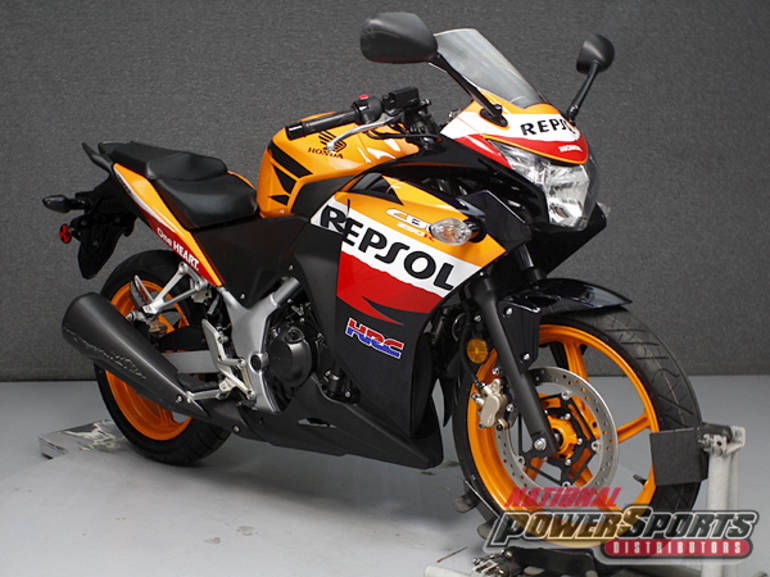 2013 Honda Cbr250r Repsol Edition Is Here And On Sale At
