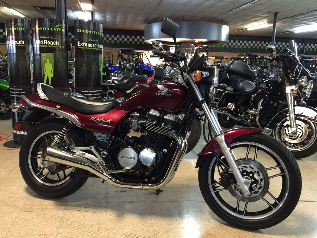 1983 Supply Honda Motorcycles Transaction Price Nighthawk 650, New And Used  Motorcycles Prices And Values