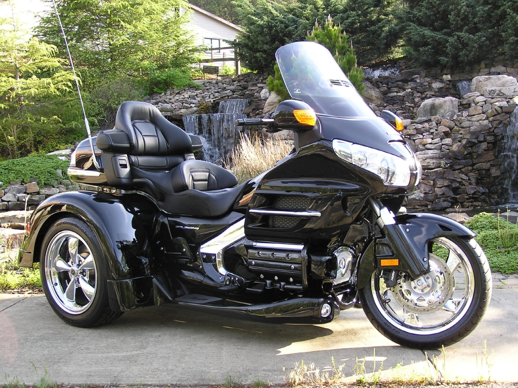 2008 honda goldwing trike motorcycles. Black Bedroom Furniture Sets. Home Design Ideas