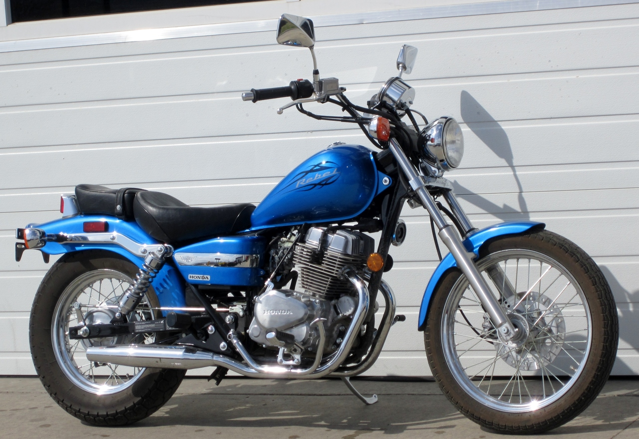 Page 1 REBEL250 Motorcycle Gear, Parts and Accessories ...