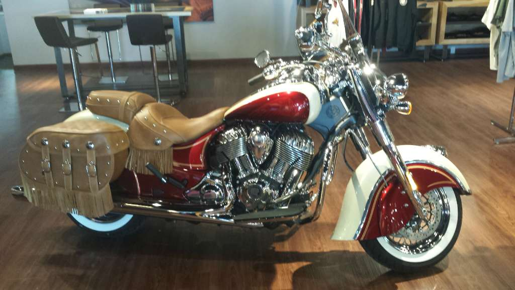 Page 129041 2015 indian chief vintage new and used for Vintage motor cycles for sale